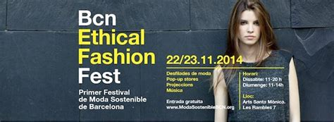 bcn ethical fashion fest 2014